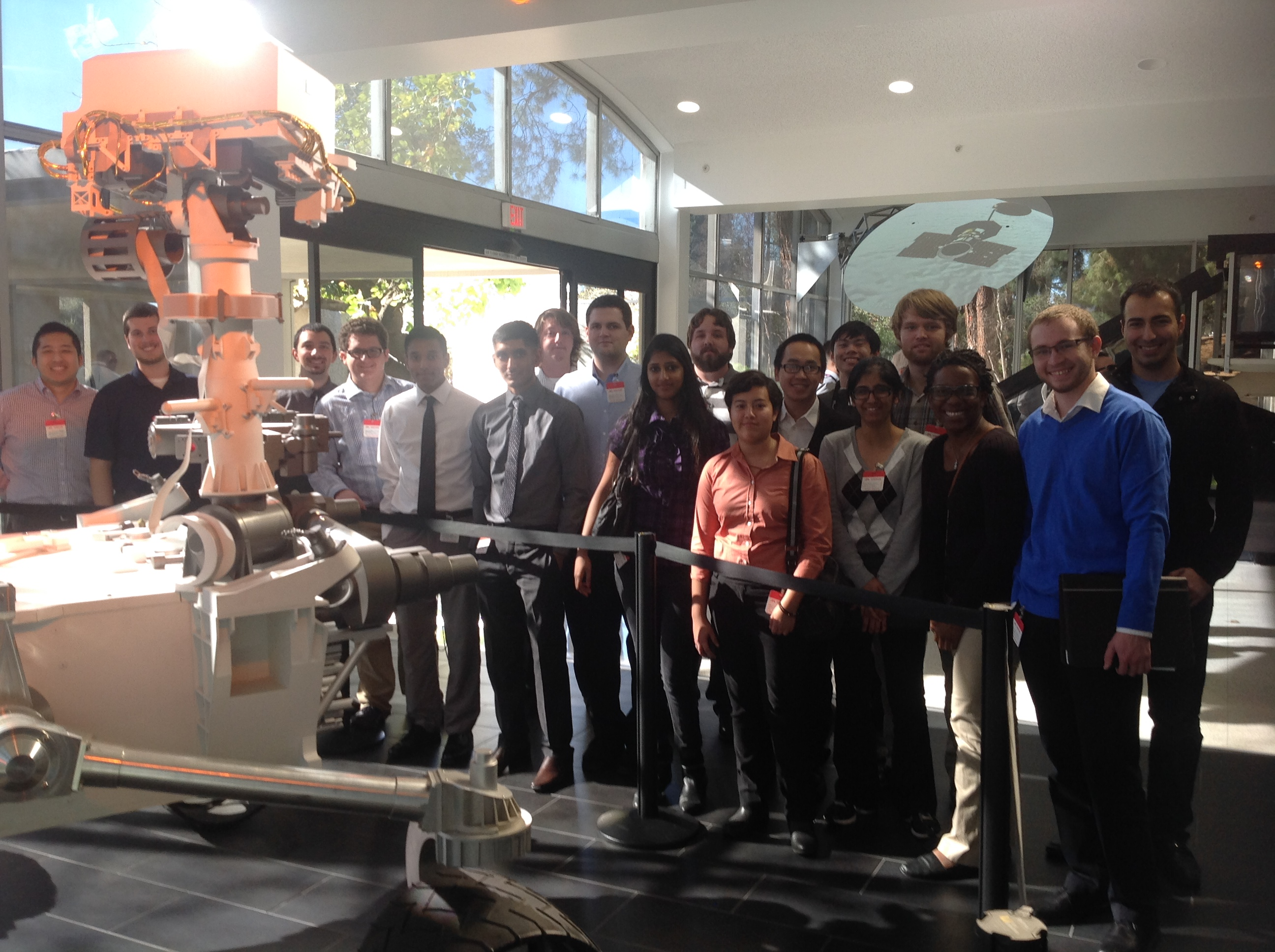 group at jpl