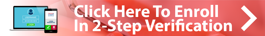 Click Here to enroll into 2-step verification