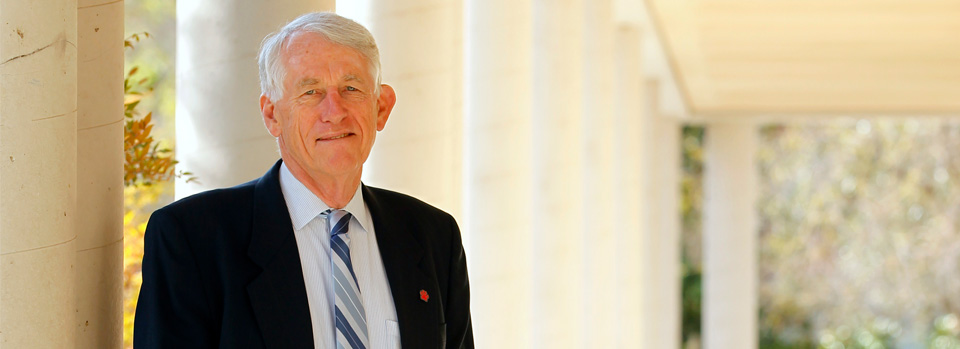 President Welty announces retirement