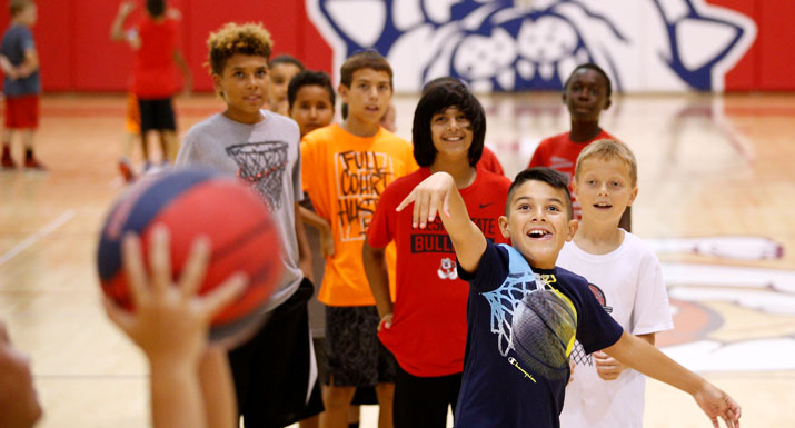 Youth Summer Camps at Fresno State