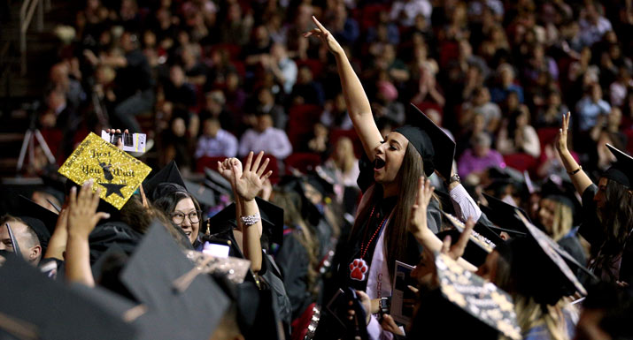 108 Photos from 108th Commencement