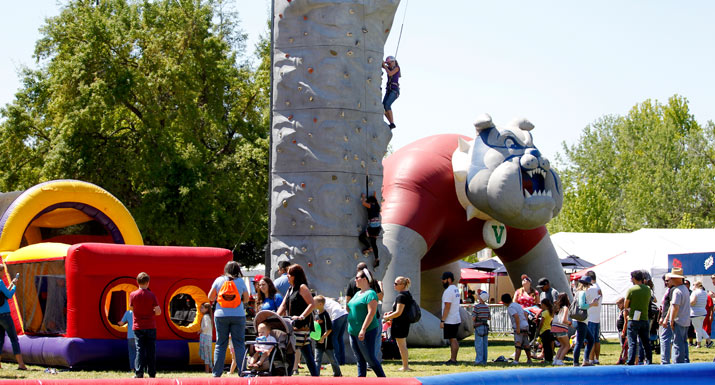 Attend Vintage Days at Fresno State