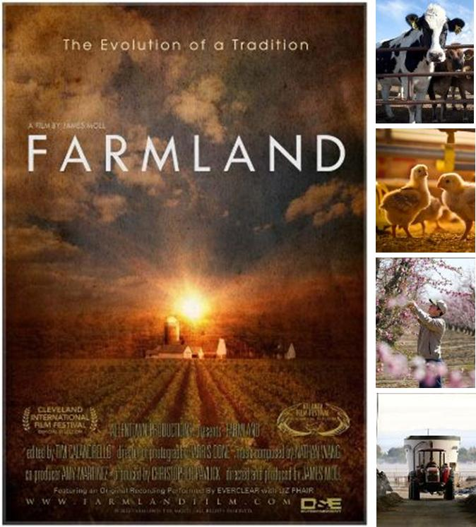 farmland collage