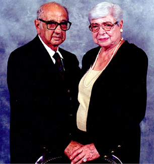 Gar and Esther Tootelian