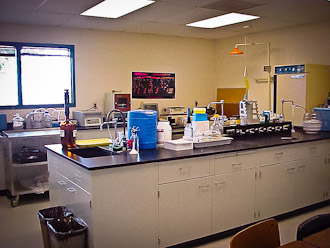 Animal Science Lab