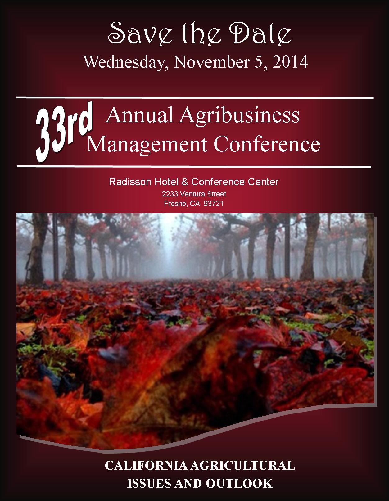 CAB Conference Flyer
