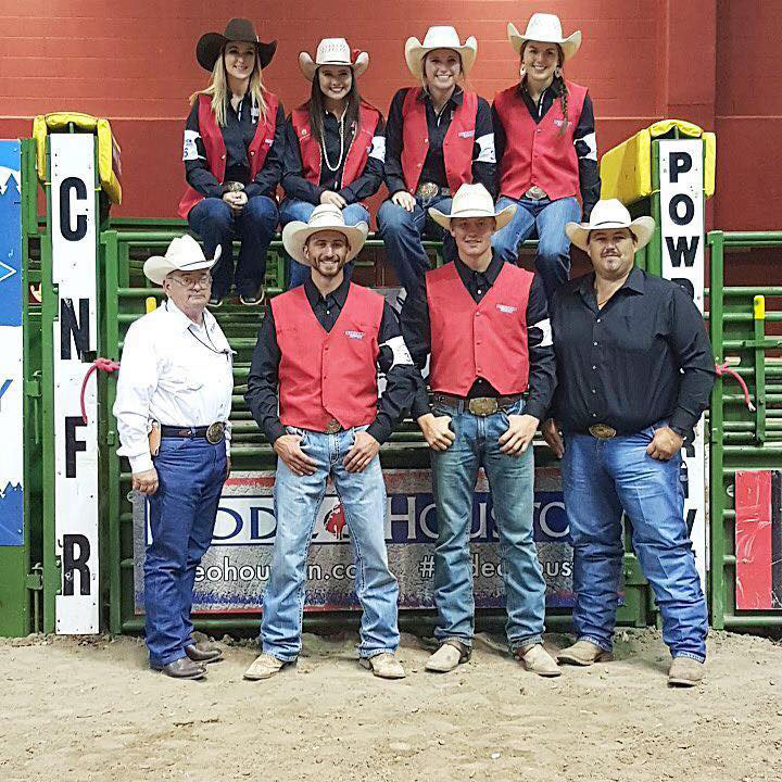 Fresno State Team - 2016 Rodeo Nationals