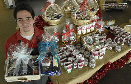 Gibson Farm Market Gift baskets & boxes