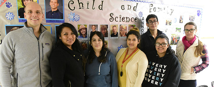 Council on Family Resources student club
