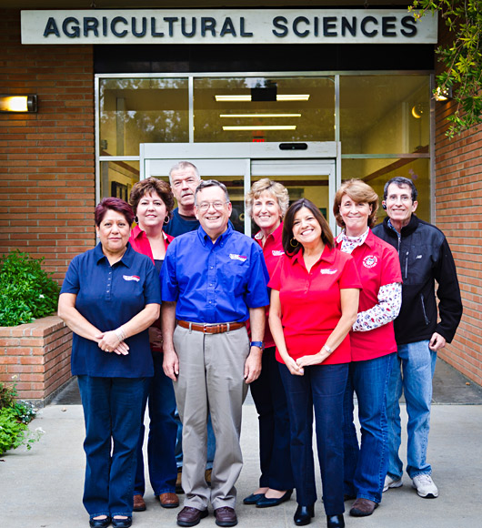 College of Agricultural Sciences and Technology Group Photo