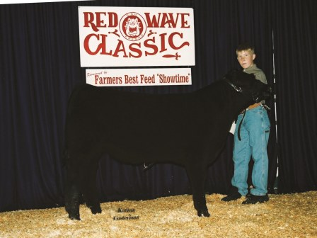 Grand Champion Futurity Steer 2006