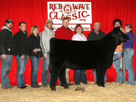 Grand Champion Heifer 2009