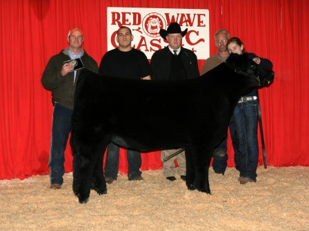 Grand Champion Heifer 2010