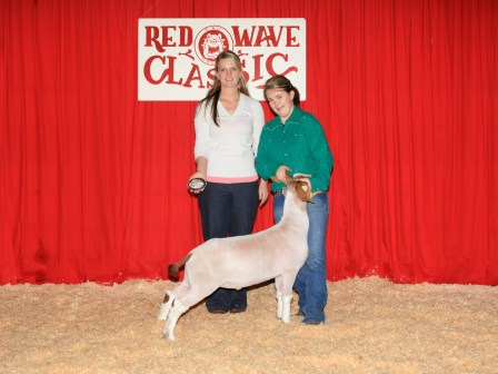 Grand Champion Meat Goat 2010