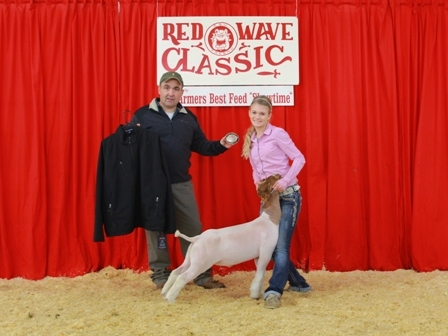 Grand Champion Meat Goat 2012