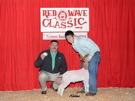 Grand Champion Meat Goat 2013