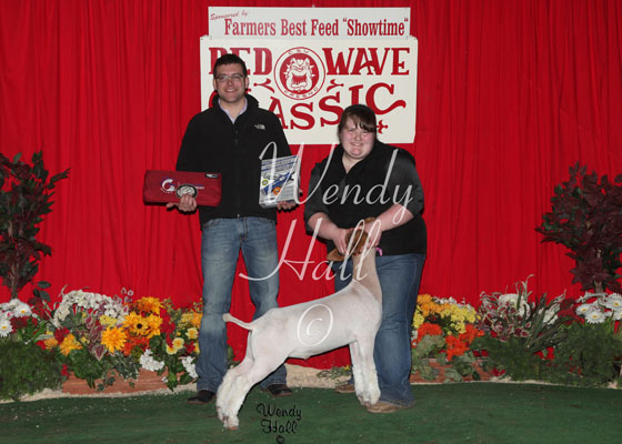Grand Champion Meat Goat 2014