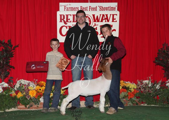Reserve Grand Champion Meat Goat 2014