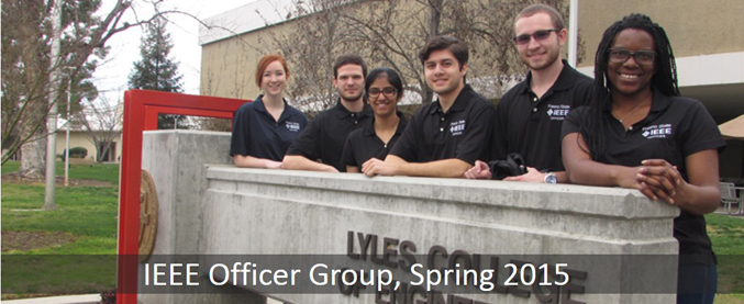 IEEE Officer Group Spring 2015