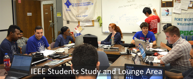 IEEE Students Study and Lounge Area