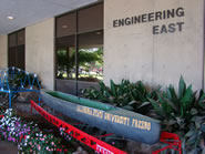 Photo of the East Engineering Building