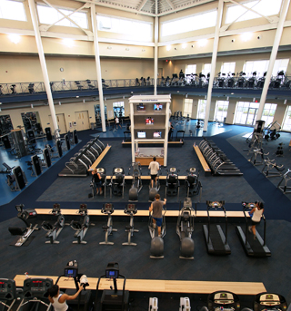 d8928466aed Student Recreation Center. California State University Fresno ...