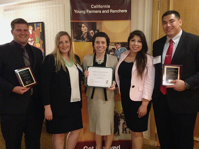 2016 Fresno State state champion discussion team