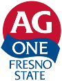 Frenso state Ag one logo