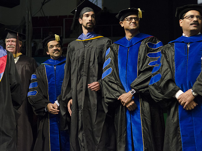 IT faculty - convocation 2015