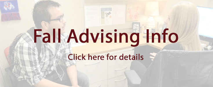 2020 Fall advising information page graphic
