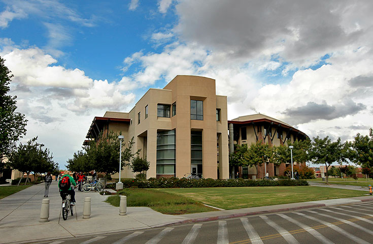Fresno State Building